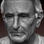 Old man test in Zbrush