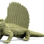 Dino for Legacy 3D to be produced lifesize.