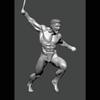 Warrior/Gladiator-Zbrush-In progress of future work available for sale.