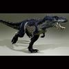 Tyrannosaurus Rex-Resin-1/5 scale-Commission for traveling Palo exhibit-1998