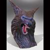 "Howling Bust-Resin-24""x24""18""-Available Painted or Kit-2004"